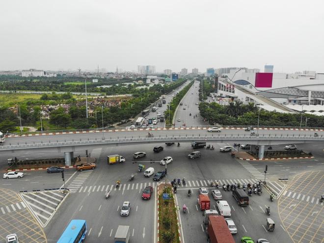 Điểm mặt 4 công trình trọng điểm giải cứu ùn tắc giao thông ở Hà Nội - 7