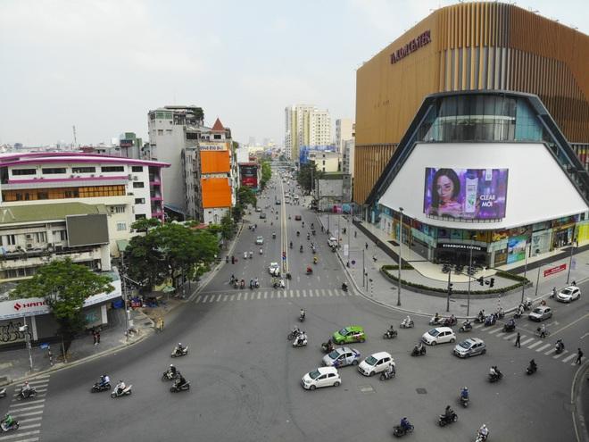 Điểm mặt 4 công trình trọng điểm giải cứu ùn tắc giao thông ở Hà Nội - 18