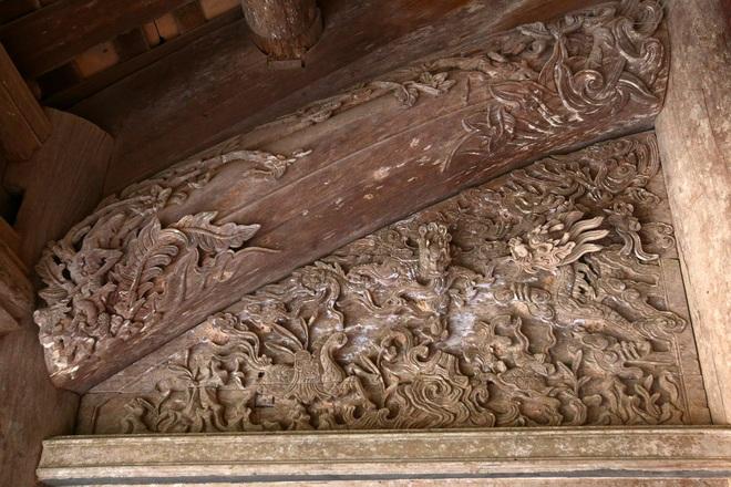 Chiêm ngưỡng ngôi đình hơn 300 năm tuổi đẹp nhất xứ Đoài - 5