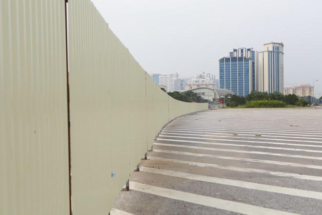 Hà Nội: Bắt đầu rào chắn thêm nhiều tuyến phố để thi công đường đua F1 - 8