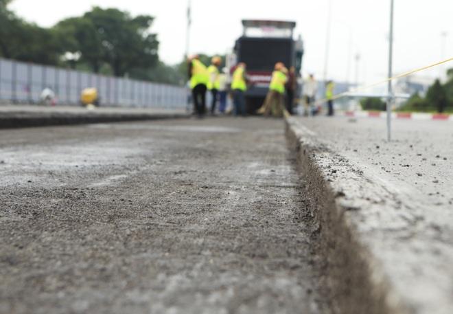 Hà Nội: Bắt đầu rào chắn thêm nhiều tuyến phố để thi công đường đua F1 - 9