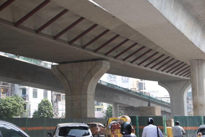 Hà Nội: Toàn cảnh tuyến đường 9.400 tỷ sau hơn một năm thi công - 9