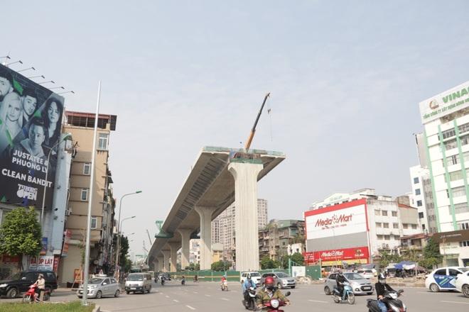 Hà Nội: Toàn cảnh tuyến đường 9.400 tỷ sau hơn một năm thi công - 18