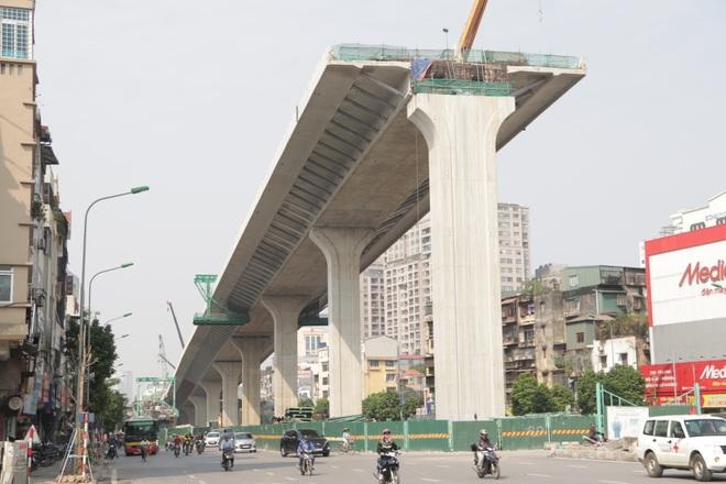 Hà Nội: Toàn cảnh tuyến đường 9.400 tỷ sau hơn một năm thi công - 19