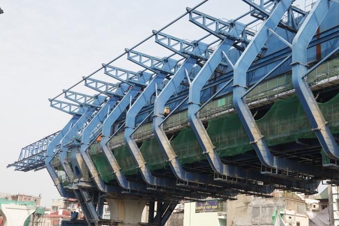 Hà Nội: Toàn cảnh tuyến đường 9.400 tỷ sau hơn một năm thi công - 14