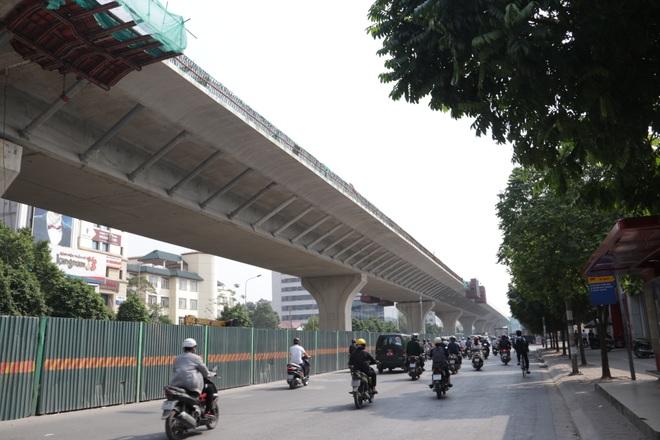 Hà Nội: Toàn cảnh tuyến đường 9.400 tỷ sau hơn một năm thi công - 6