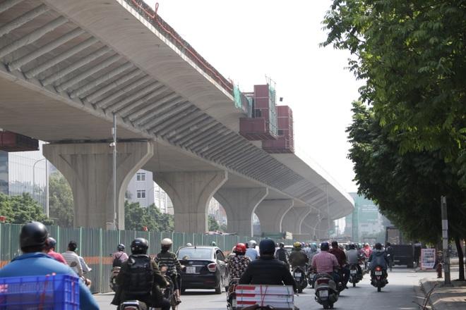 Hà Nội: Toàn cảnh tuyến đường 9.400 tỷ sau hơn một năm thi công - 7