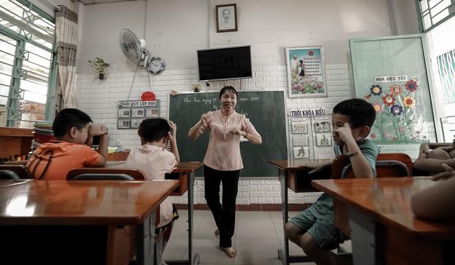 """Cô giáo 16 năm là """"mẹ hiền"""" của trẻ chuyên biệt - 11"""