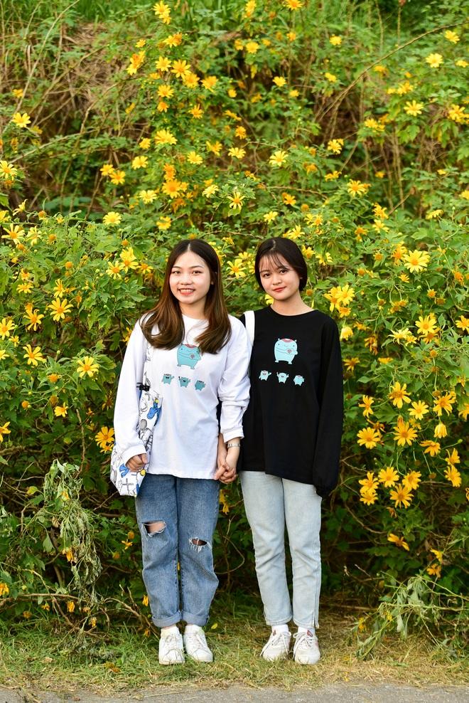 Giới trẻ đua nhau lên núi Ba Vì săn hoa dã quỳ - 10