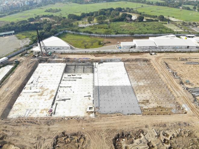 Cận cảnh dự án nhà máy xử lý nước thải lớn nhất Việt Nam giúp hồi sinh sông Tô Lịch - 3
