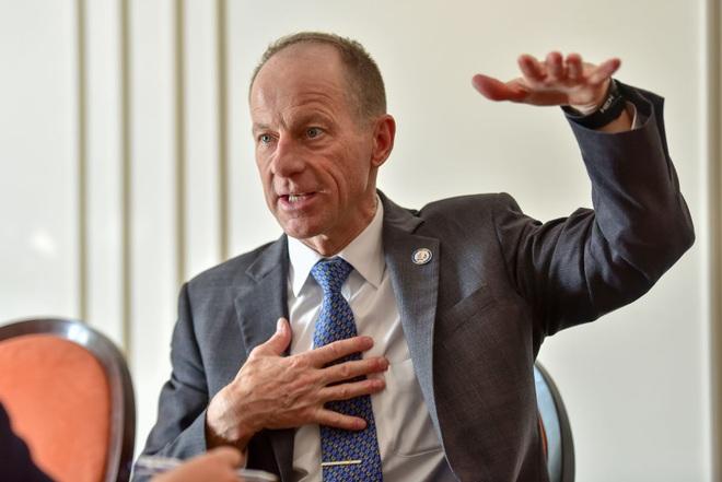Trợ lý Ngoại trưởng Mỹ: Mỹ ủng hộ Việt Nam nắm giữ các vai trò lãnh đạo toàn cầu - 3
