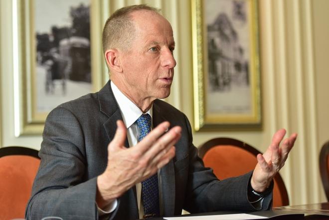Trợ lý Ngoại trưởng Mỹ: Mỹ ủng hộ Việt Nam nắm giữ các vai trò lãnh đạo toàn cầu - 6