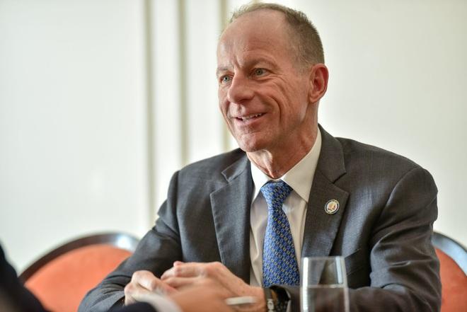 Trợ lý Ngoại trưởng Mỹ: Mỹ ủng hộ Việt Nam nắm giữ các vai trò lãnh đạo toàn cầu - 4