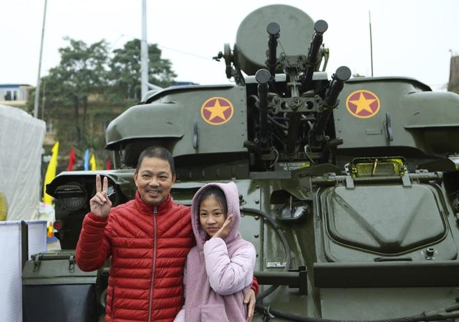 Hàng loạt vũ khí tối tân được Bộ Quốc phòng trưng bày tại Thái Nguyên - 12