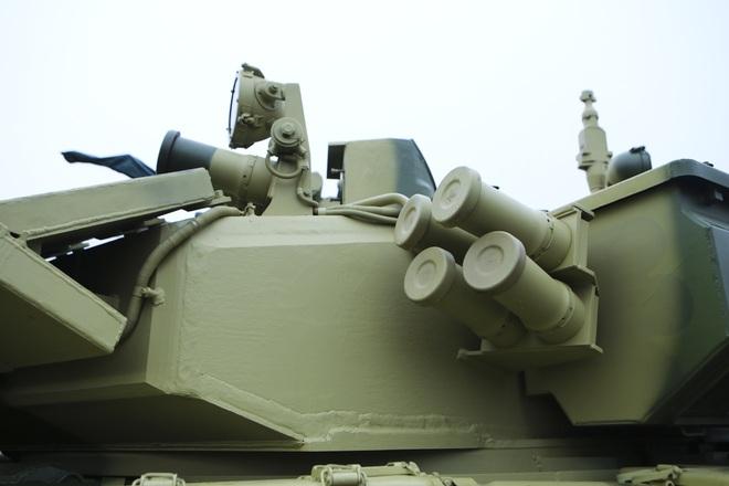 Hàng loạt vũ khí tối tân được Bộ Quốc phòng trưng bày tại Thái Nguyên - 5