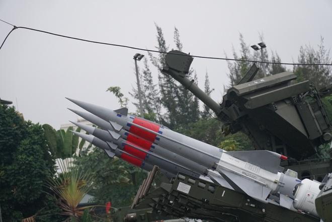 Hàng loạt vũ khí tối tân được Bộ Quốc phòng trưng bày tại Thái Nguyên - 22