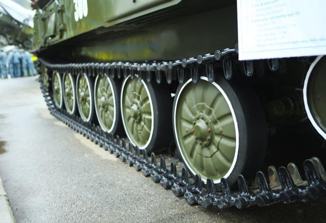 Hàng loạt vũ khí tối tân được Bộ Quốc phòng trưng bày tại Thái Nguyên - 14