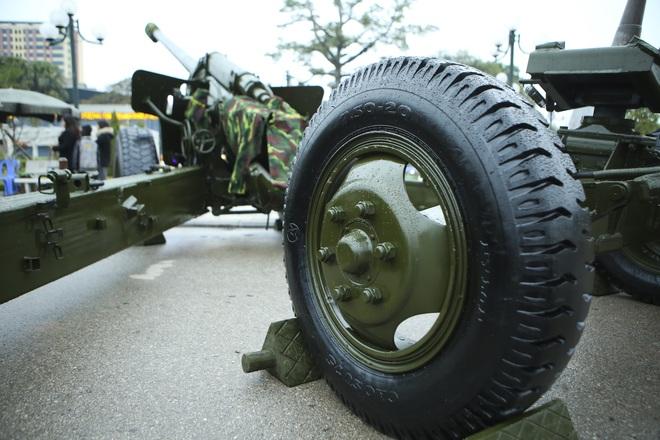 """Chiêm ngưỡng dàn pháo """"khủng"""" của Quân đội Nhân dân Việt Nam - 5"""