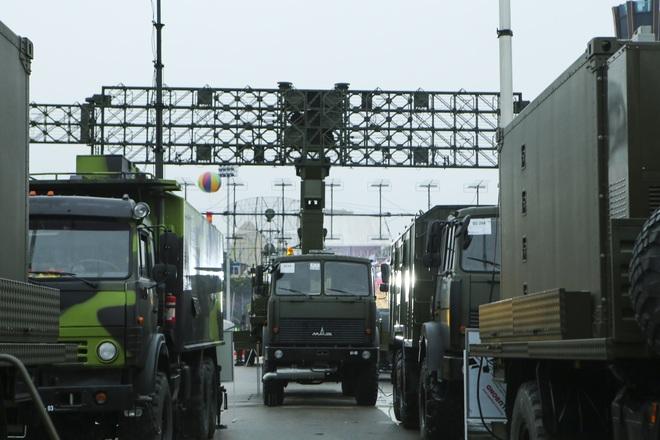 Cận cảnh dàn radar chống mục tiêu tàng hình tối tân của Quân đội Nhân dân Việt Nam - 4