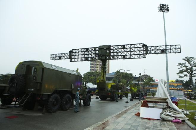 Cận cảnh dàn radar chống mục tiêu tàng hình tối tân của Quân đội Nhân dân Việt Nam - 5