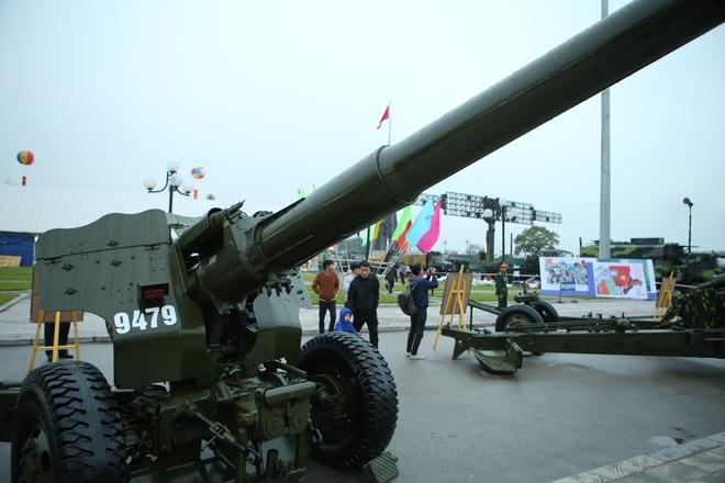 """Chiêm ngưỡng dàn pháo """"khủng"""" của Quân đội Nhân dân Việt Nam - 16"""