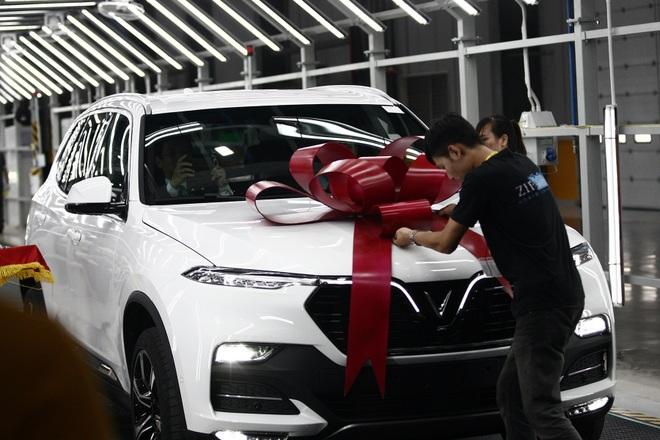 10 điểm nhấn trên thị trường ôtô - xe máy Việt Nam năm 2019 - 21