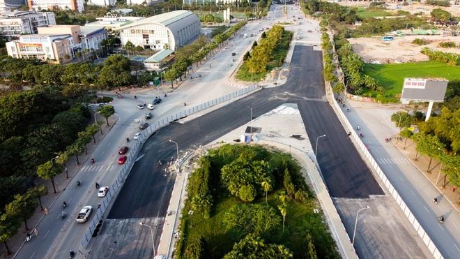 Hà Nội: Được trải thảm nhựa, đường đua F1 dần hiện hình - 19