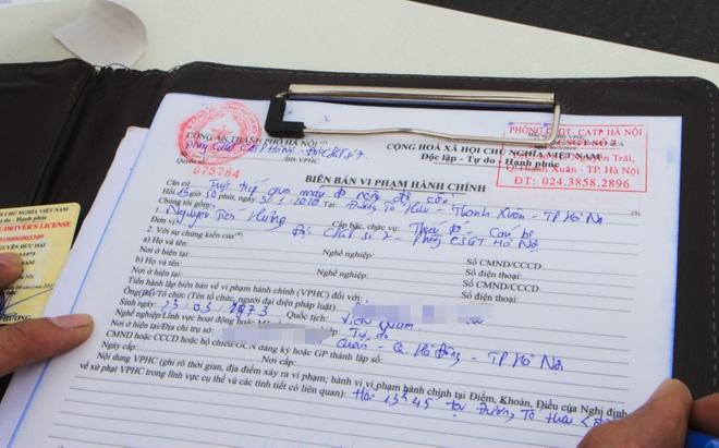 Uống vui 1-2 chén rượu, tài xế bị phạt 35 triệu đồng - 8