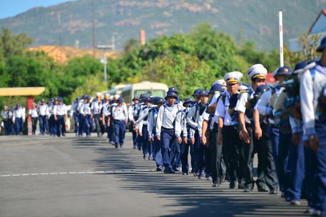 Xúc động lễ tiễn quân ra quần đảo Trường Sa làm nhiệm vụ - 6