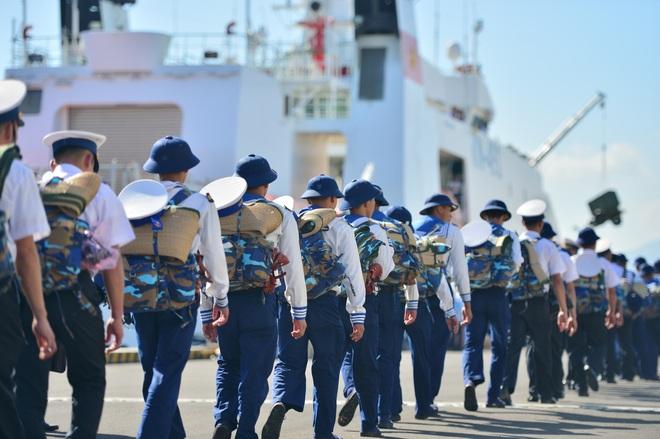 Xúc động lễ tiễn quân ra quần đảo Trường Sa làm nhiệm vụ - 10