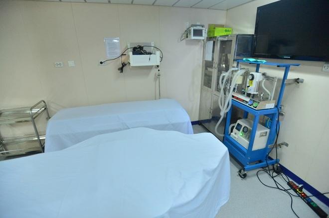 Tàu quân y 561 - Bệnh viện di động hiện đại của Hải quân Việt Nam - 20