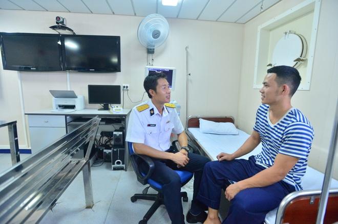 Tàu quân y 561 - Bệnh viện di động hiện đại của Hải quân Việt Nam - 19