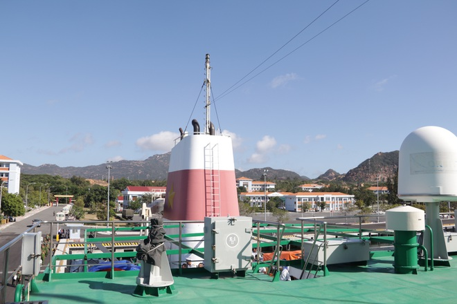 Tàu quân y 561 - Bệnh viện di động hiện đại của Hải quân Việt Nam - 8