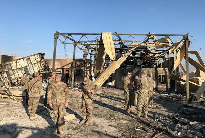"""Giây phút sinh tử của lính Mỹ trước """"trận bão lửa"""" từ Iran - 6"""