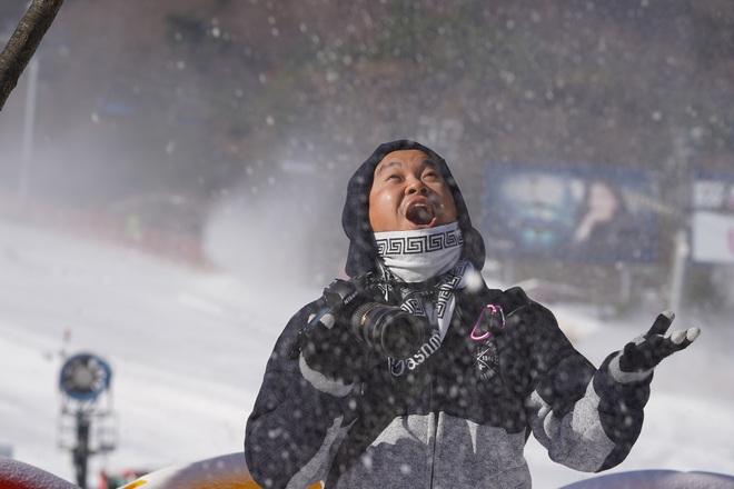 Tết này, trải nghiệm trượt tuyết? - 7