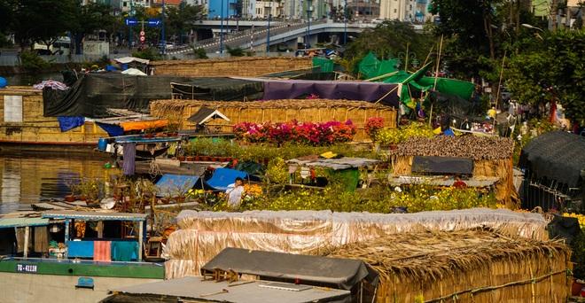 Một lần đi chợ hoa trên bến dưới thuyền độc, lạ nhất Sài Gòn - 14
