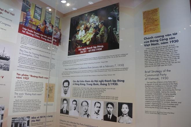 Tự hào 90 năm Đảng Cộng sản Việt Nam - một chặng đường vẻ vang - 5