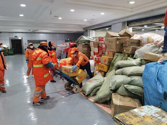 Trung Quốc biến nhà thi đấu, trung tâm hội nghị thành bệnh viện dã chiến - 8