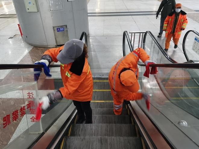 Trung Quốc biến nhà thi đấu, trung tâm hội nghị thành bệnh viện dã chiến - 7
