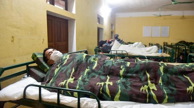 Bên trong khu cách ly 260 công dân Việt Nam tại doanh trại quân đội - 12