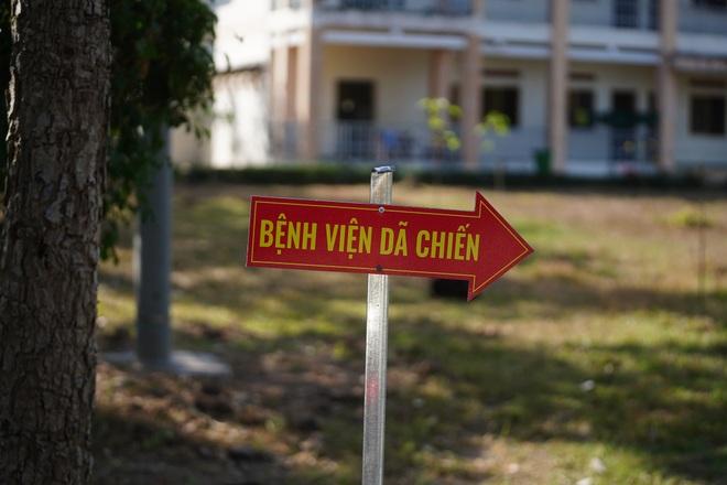 Bệnh viện Dã chiến 300 giường tại Sài Gòn sẵn sàng đón bệnh nhân - 6