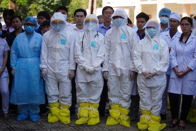 Bệnh viện Dã chiến 300 giường tại Sài Gòn sẵn sàng đón bệnh nhân - 37