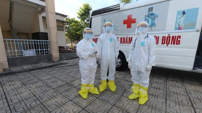 Bệnh viện Dã chiến 300 giường tại Sài Gòn sẵn sàng đón bệnh nhân - 24