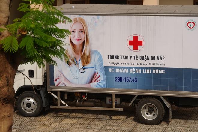 Bệnh viện Dã chiến 300 giường tại Sài Gòn sẵn sàng đón bệnh nhân - 31