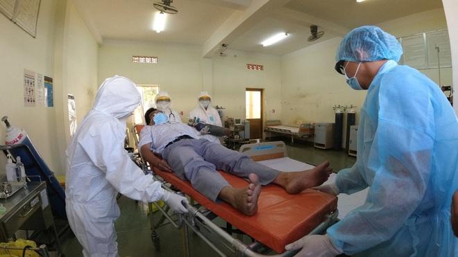 Bệnh viện Dã chiến 300 giường tại Sài Gòn sẵn sàng đón bệnh nhân - 25