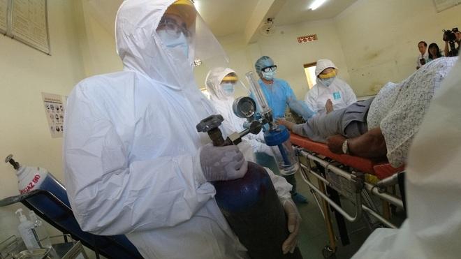 Bệnh viện Dã chiến 300 giường tại Sài Gòn sẵn sàng đón bệnh nhân - 23
