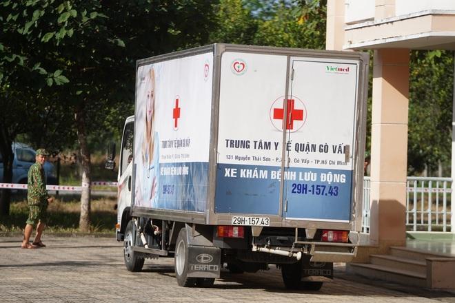 Bệnh viện Dã chiến 300 giường tại Sài Gòn sẵn sàng đón bệnh nhân - 8