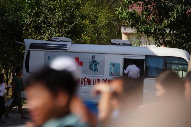 Bệnh viện Dã chiến 300 giường tại Sài Gòn sẵn sàng đón bệnh nhân - 9