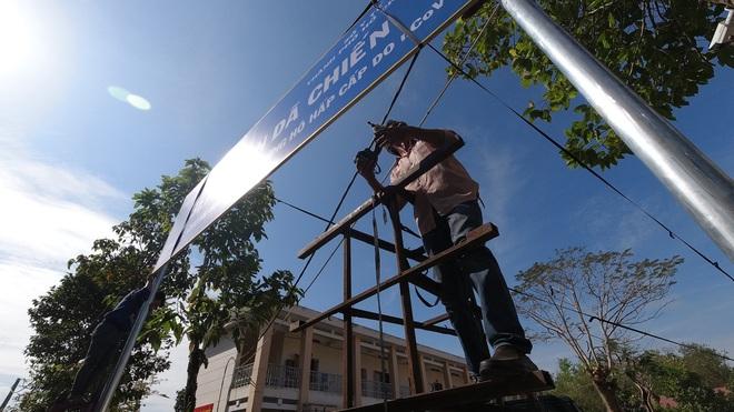 Bệnh viện Dã chiến 300 giường tại Sài Gòn sẵn sàng đón bệnh nhân - 14