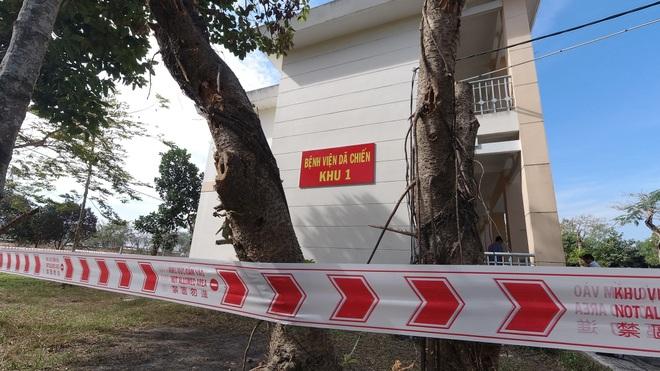 Bệnh viện Dã chiến 300 giường tại Sài Gòn sẵn sàng đón bệnh nhân - 10